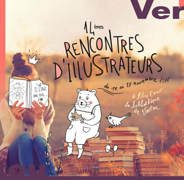 Rencontres illustrateurs vertou