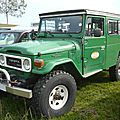 Toyota land cruiser diesel 2door station wagon
