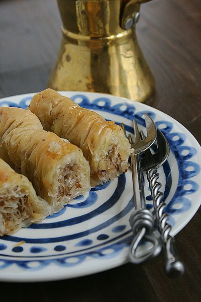 Baklawa rolls - Passion culinaire Minouchka 2