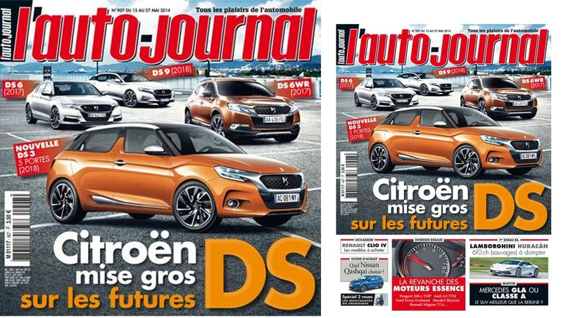 201? - [DS Automobiles] DS 3 II - Page 3 96147826