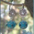 BO tigris metallic blue
