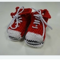 Petits chaussons, style converse
