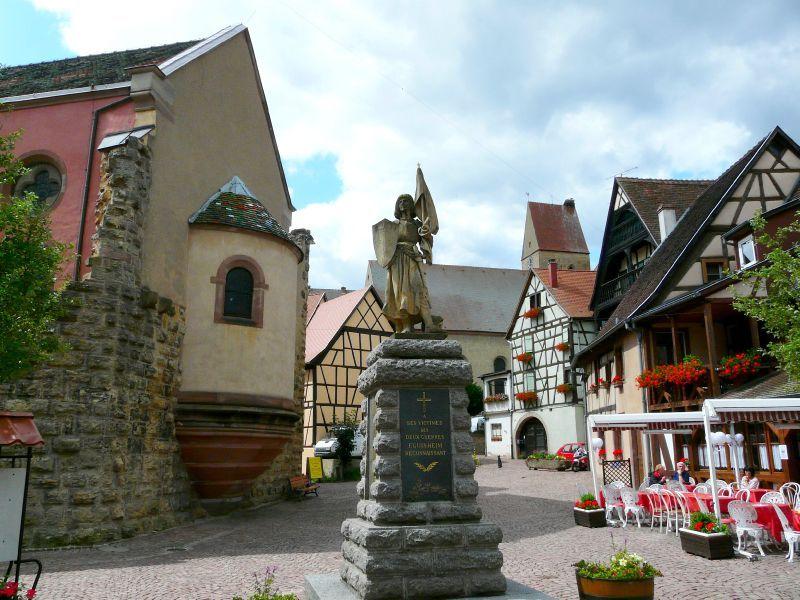 Guisheim les villages d 39 alsace - Office de tourisme eguisheim ...