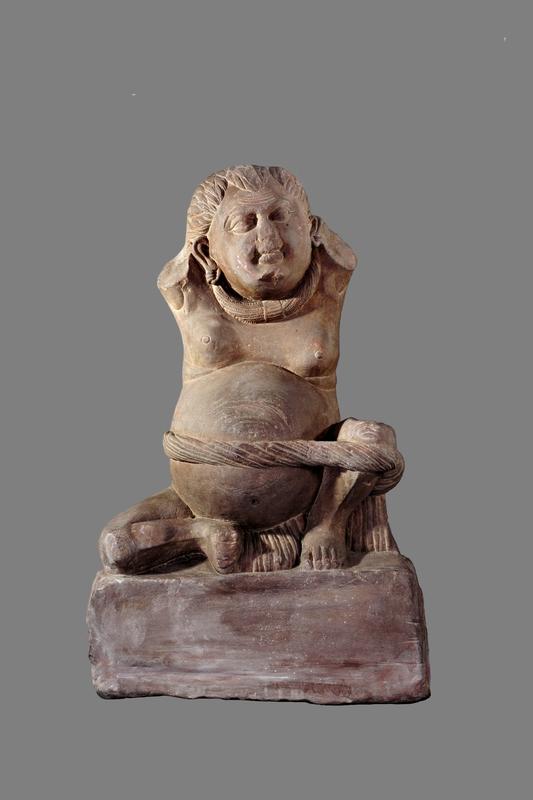 207-Kubera-Stone-Kushana-2nd_C-96_5x45_5x36cm-National_Museum_DelhiHock_Khoe