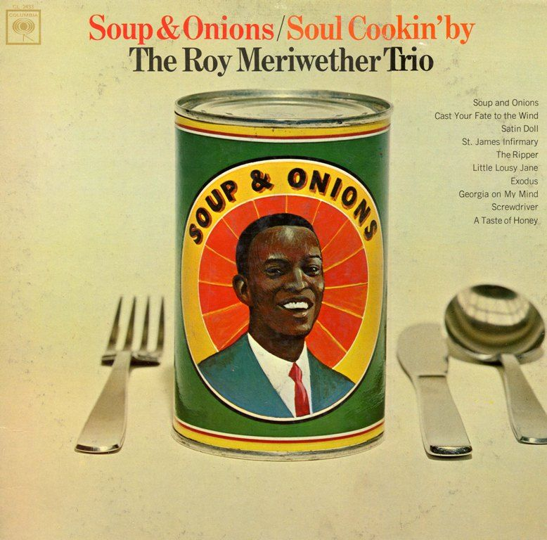 Roy Meriwether Trio Soul Invader