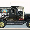Y-12 Ford Model T Captain Morgan A 4