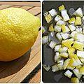 Tarte au citron michalak