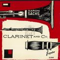 Aaron Sachs - 1957 - Clarinet and Co