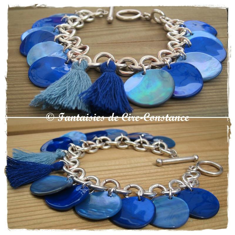 Bracelet nacres roi bleu dur-2
