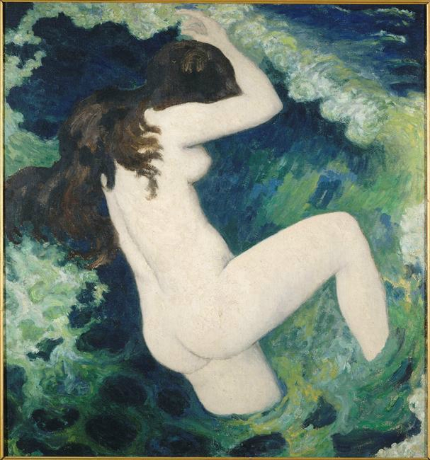 08 Maillol la vague