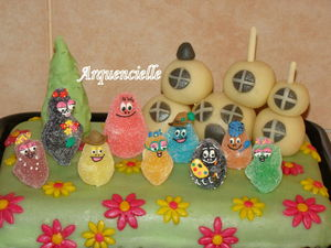 Village_et_famille_Barbapapa_Chocolat_p_te_d_amande_d_tail