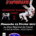 Open de jujitsu d'Auvergne - ceyrat 2011