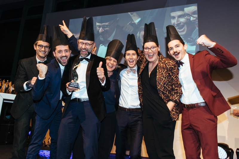 European-excellence-awards-Frederic Fougerat- Team Elior