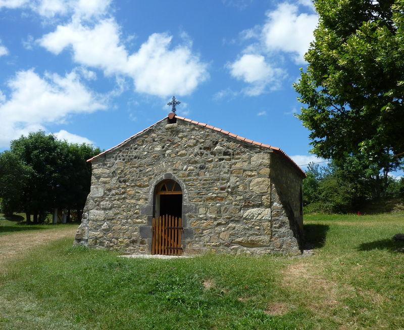 chapelle à Berzet