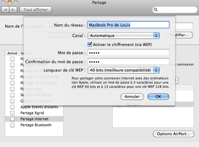 comment faire m carré mac
