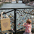 Cadenas, Pont des Arts, Enfance_3491