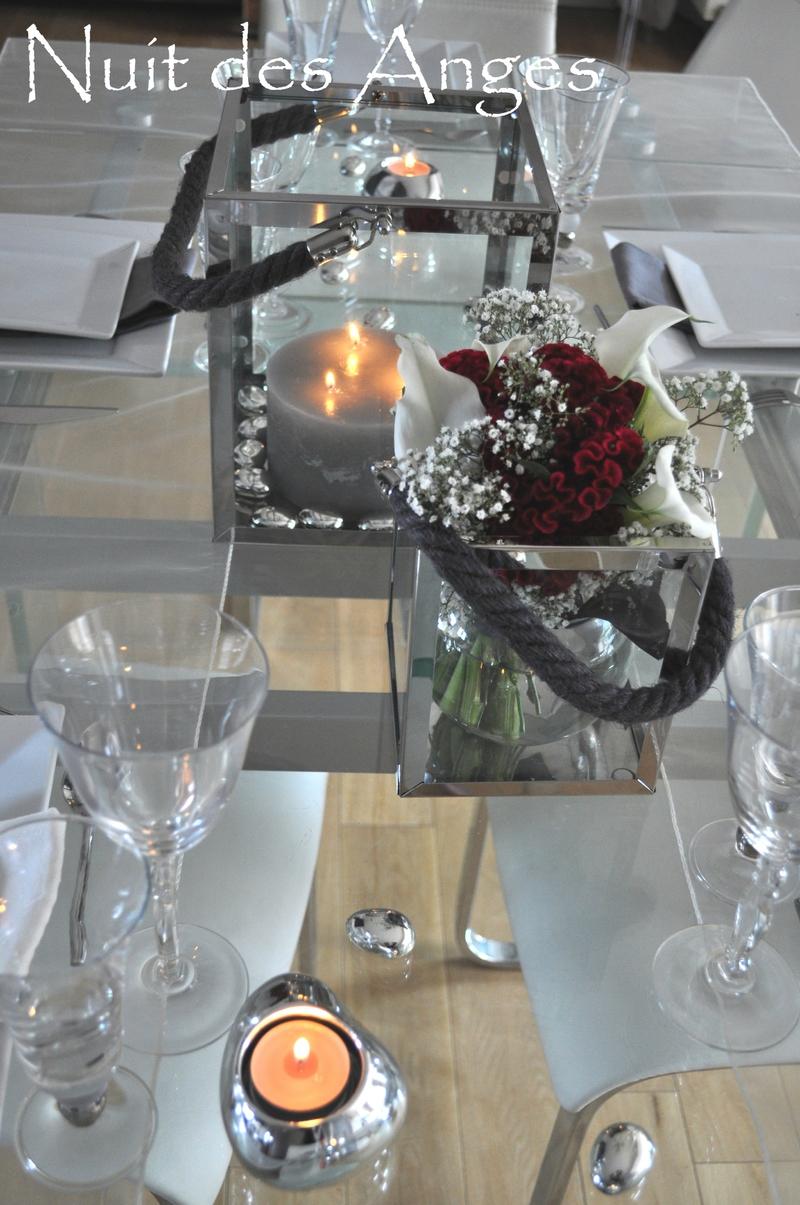 Nuit des anges décoratrice de mariage décoration de table design 020