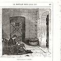 Cagliostro, prisonnier à la bastille et à rome