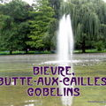 BIEVRE, BUTTES-AUX-CAILLES, PARC MONTSOURIS