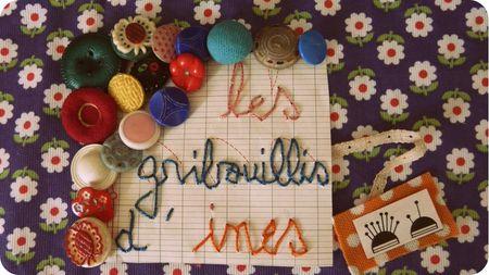 LeS GRiBouiLLiS D'iNèS