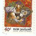 NOUVELLE ZELANDE - Nativité