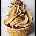 cupcakes banane caramel...