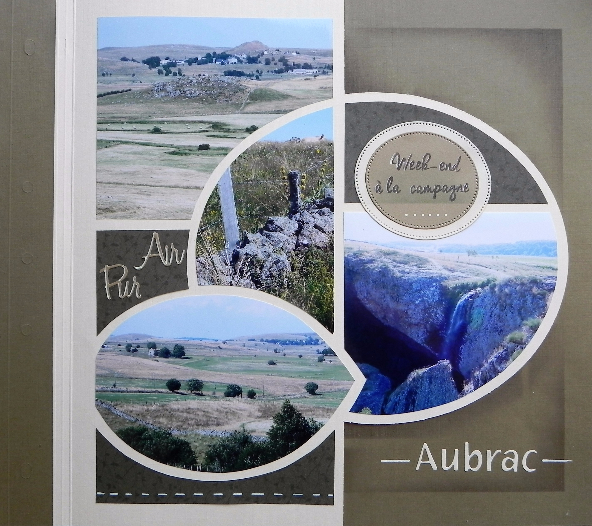 Un week- end sur l'Aubrac
