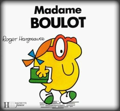 Mme Boulot