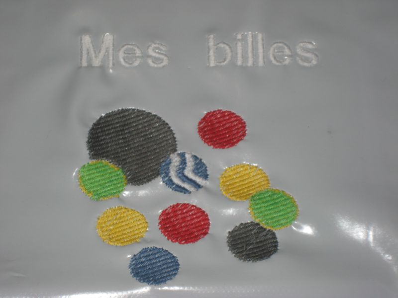 trousse de bille
