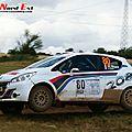 Rallye Terre de Langres 2014