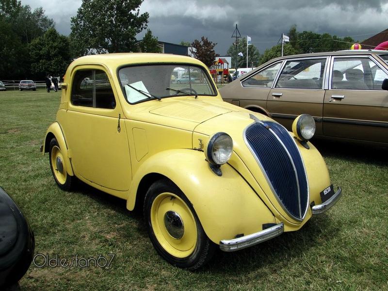 simca 5 de 1939 a