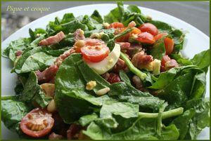salade epinards 2
