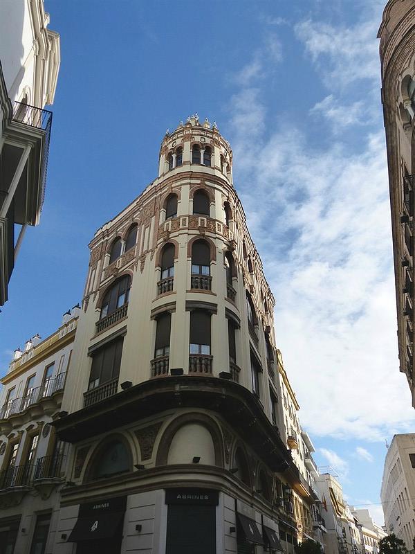immeubles d'angle