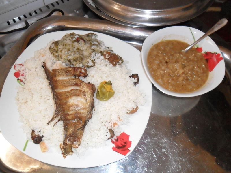 Thiep bou diola ou c 39 bon saf 39 togue for Cuisine senegalaise c est bon
