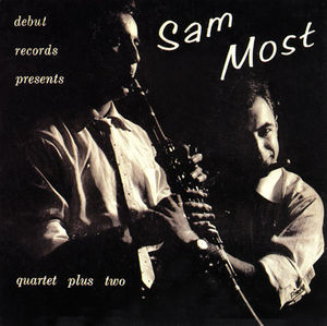 Sam_Most___1954___Quartet_Plus_Two__Debut_