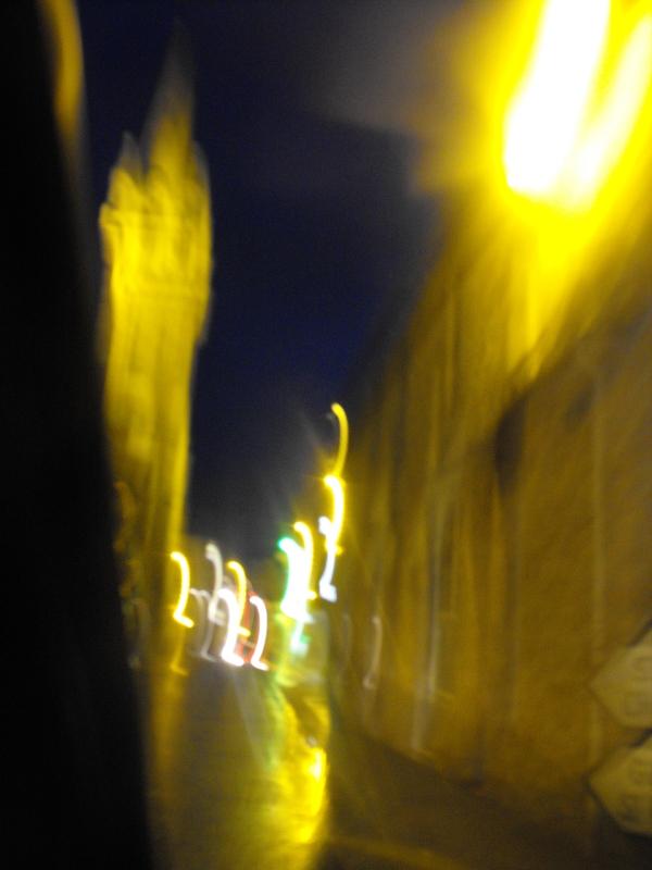 photo de la bretagne de nuit
