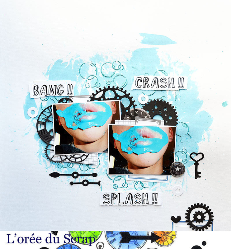 blogorel scrap splash