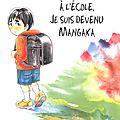 Sans aller à l'école, je suis devenu mangaka, de syoichi tanazono