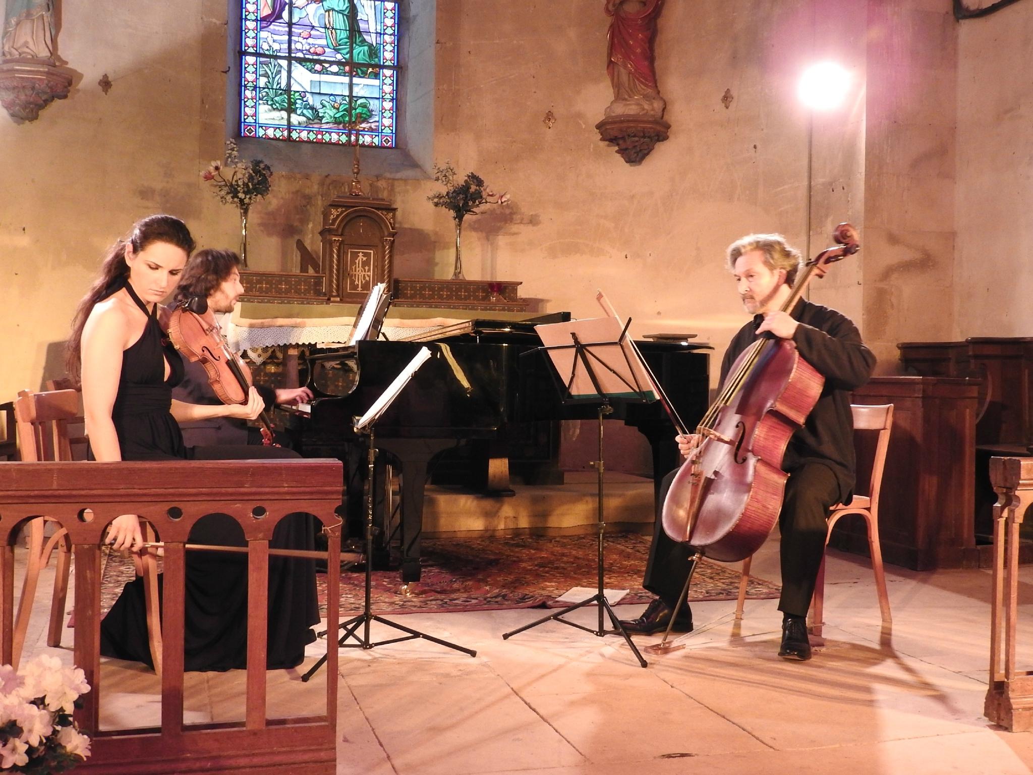Savons nous écouter la musique Les Muses du Val d Allier