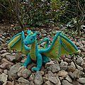Un dragon dans mon jardin......