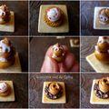 plateaux miniatures gourmandes