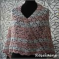 Roselaine 74 South Bay Shawlette