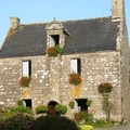 Locronan Une vieille habitation