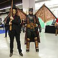 Batman steampunk.