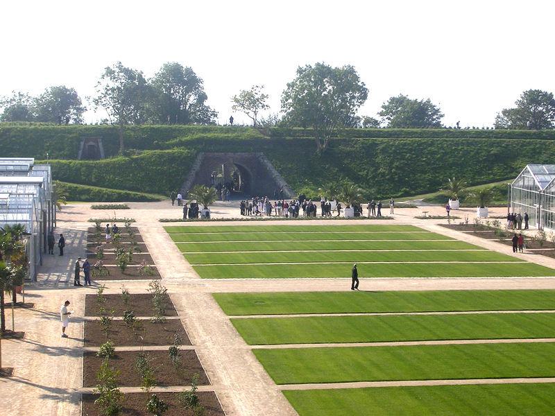 Inauguration des jardins suspendus decouverte le havre for Jardins suspendus le havre horaires