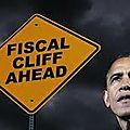 Etats-unis: et maintenant, l'amérique face à la « falaise fiscale »