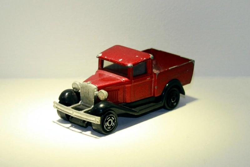 Ford model A (ref 201) Majorette 01