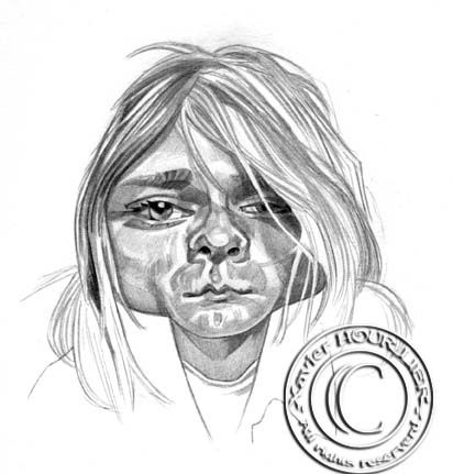 KURT_COBAIN_by_xavier_hourlier