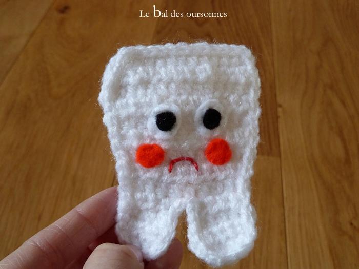105 Blog Dent au crochet Laine Pommettes