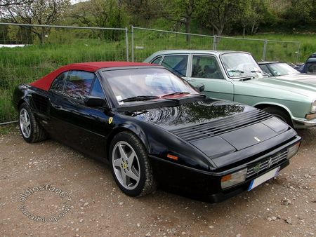ferrari mondial, 1985 1989, bourse de soultzmatt 2012 3